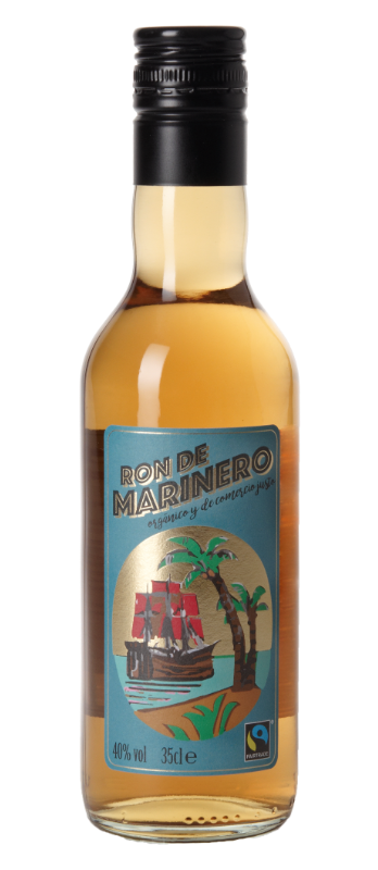 Rum / Ron de Marinero (Bio, Fairtrade)