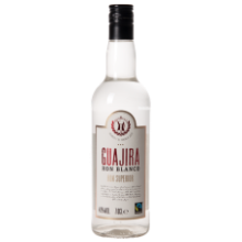 Ron Guajira Blanco (Bio, Fairtrade)